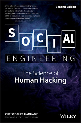 Chris hadnagy social engineering