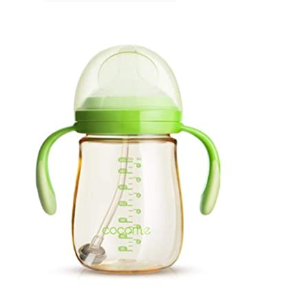 Review Baby Bottle -Wide Caliber