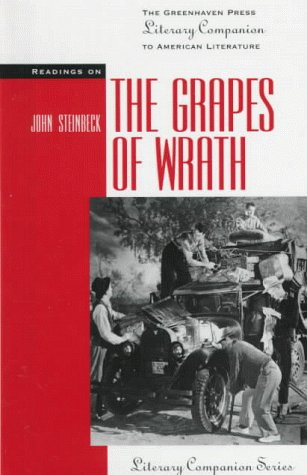 Readings on the Grapes of Wrath (Greenhaven Press Literary Companion to American Authors)