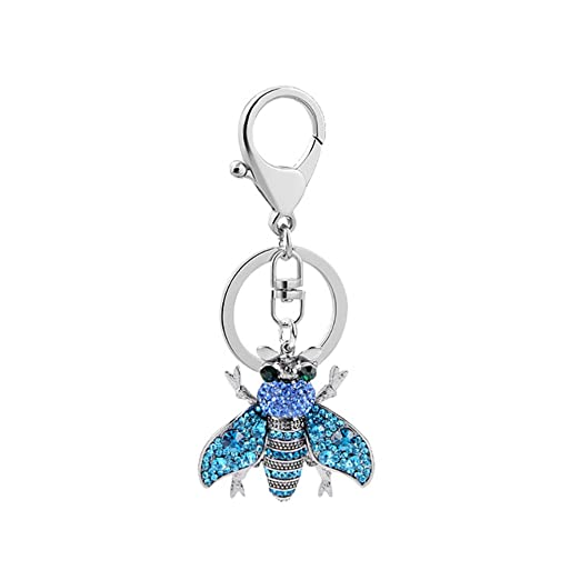 Amazon.com  Ss-Lqlhy Women Handbag Pendant Decor Cute Bee Shape ... 8342f92684