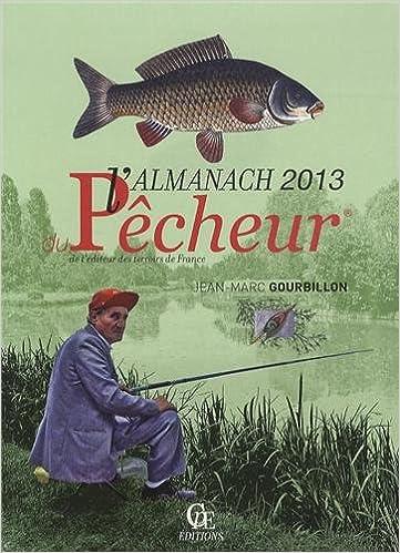 Téléchargement Almanach du pécheur 2013 pdf