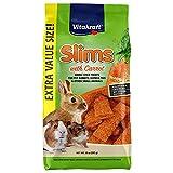 Vitakraft Pet Rabbit Slims with Carrot - Nibble