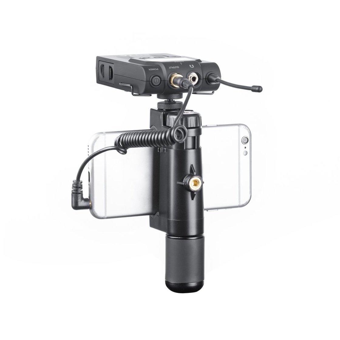 BOYA 手持ちスタビライザー スマートグリップ カメラ用 スマートフォン ビデオ録画用   B07JHNRBSV