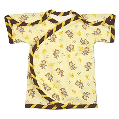 Perfectly Preemie NIC-IV Shirt - NICU Approved (Little Monkey, Preemie ()