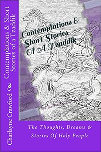 Contemplations and Short Stories Of A Tzaddik: The Thoughts, Dreams and Stories Of Holy People: Volume 2 (The Jewish Holy Fiction Series)