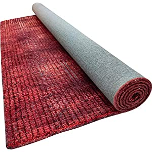 Best Quality Handmade Woolen Red Carpet Hall India 2021