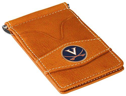 Virginia Cavaliers Money Clip - NCAA Virginia Cavaliers Players Wallet - Orange