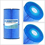 Clarathon Spa Filter Replacement for Hot Spring Tri-X 73178, 0969601