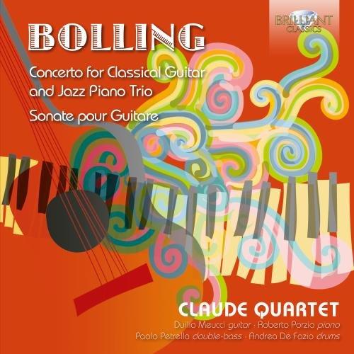Classical Guitar Shop - Claude Bolling: Concerto for Classical Guitar & Jazz Piano Trio
