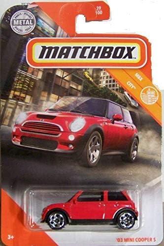 Matchbox 03 Mini Cooper S