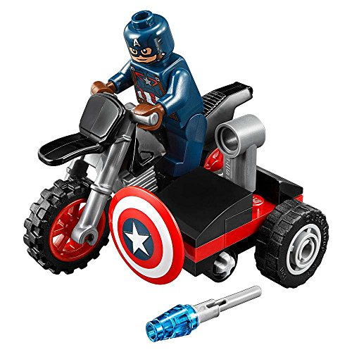 The 8 best lego sets with motorcycles
