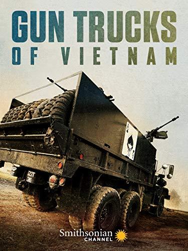Gun Trucks of Vietnam (Corp Lost Arrow)