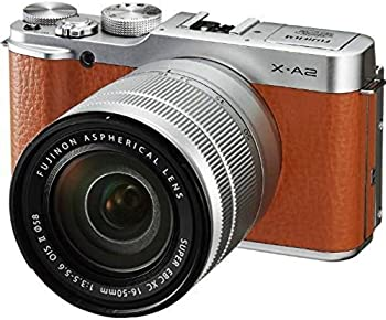 Fujifilm X-A2 16.3MP FHD Mirrorless Digital Camera