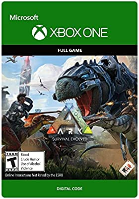 Amazon com: ARK: Survival Evolved - Xbox One [Digital Code