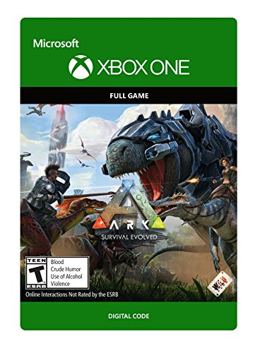 ARK: Survival Evolved - Xbox One [Digital Code] by Studio Wildcard
