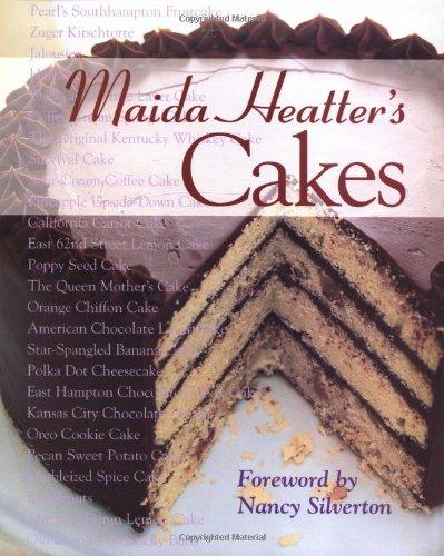 (Maida Heatter's Cakes)