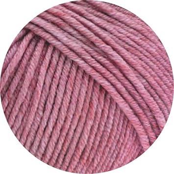 Lana Grossa 959 blaugrau 50 g Wolle Kreativ Cool Wool Big Fb