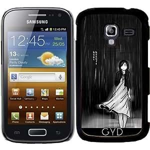 Funda para Samsung Galaxy Ace 2 (GT-I8160) - ... A medida que la lluvia cayó en mí by Rouble Rust
