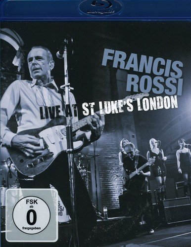 Blu-ray : Francis Rossi - Live from St Luke's London (Blu-ray)