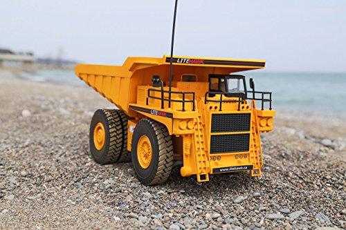 LiteHawk Dump Remote Control Truck