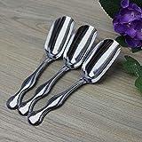 Anyren Mini Stainless Steel Teaspoon Tea Shovel