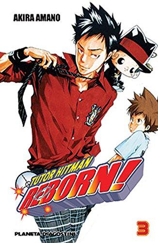 Descargar Libro Tutor Hitman Reborn Nº 03/42 Akira Amano
