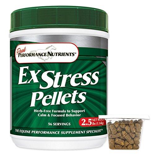 Peak Performance Ex Stress Pellets 2.5 Pounds