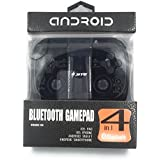 4-in-1 Bluetooth Gamepad For Android IOS Pad IOS Phone & Tablet Smartphone Black