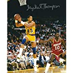 5f333f90 Mychal Thompson Signed Photograph - 8x10 Sports Authentics COA - Autographed .