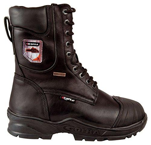 Cofra 21511-000.W41 Energy Chaussure de sécurité Taille 41 Noir