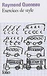 Exercices de style par Queneau