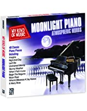 My Kind Of Music: Moonlight Piano - Atmospheric Moods