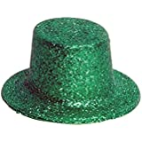 Glittery St. Patrick Mini Plastic Party Hats, 5-ct. Packs