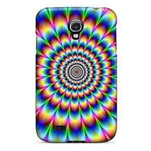 MeSusges SnyqUKy5861BQjay Case For Galaxy S4 With Nice Ilosion Appearance