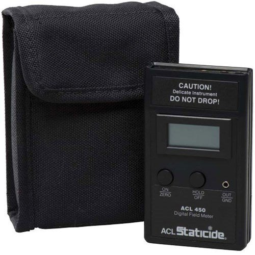 ACL Staticide - ACL450 - Ionized Environment Electrostatic Locator by ACL Staticide