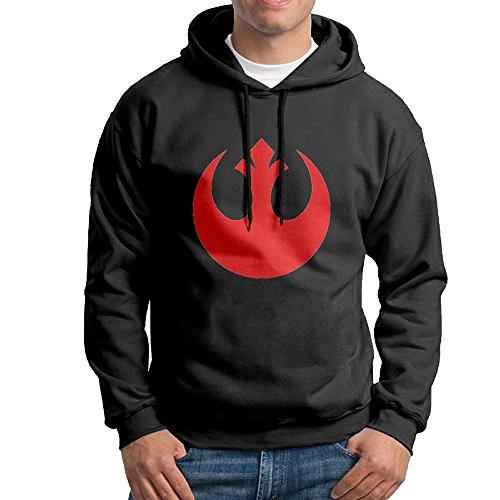 Price comparison product image Star Wars: Battlefront Logo Men's Cool Hooded Sweatshirt Pullover