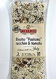 Tiberino's Real Italian Meals - Risotto ''Positano'' Zucchini & tomato