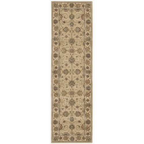 Nourison Nourison 2000 (2071) Camel Rectangle Area Rug, 2-Feet 6-Inches by 4-Feet 3-Inches (2'6
