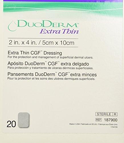 - Duoderm 187900 - Extra Thin 2