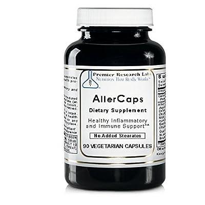 Allercaps by Premier Quantum Research (3 Bottles / 270 Vcaps) Antioxidant Flavonoids