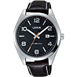 Lorus Gents Stainless Steel Bracelet Watch