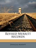 img - for Revised Merritt records book / textbook / text book