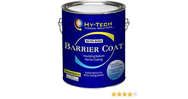 Barrier Coat - Radiant Barrier Paint - 1 Gallon
