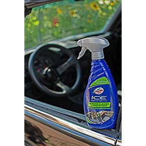 Turtle Wax T484R ICE Premium Interior Cleaner & Protectant with 2 Microfiber Towels