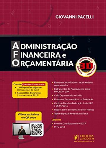 Administração Financeira e Orçamentária 3D