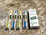 Eco-Friendly Natural Bamboo Toothbrush [ Pack of 4 ] - by UMBRELLA