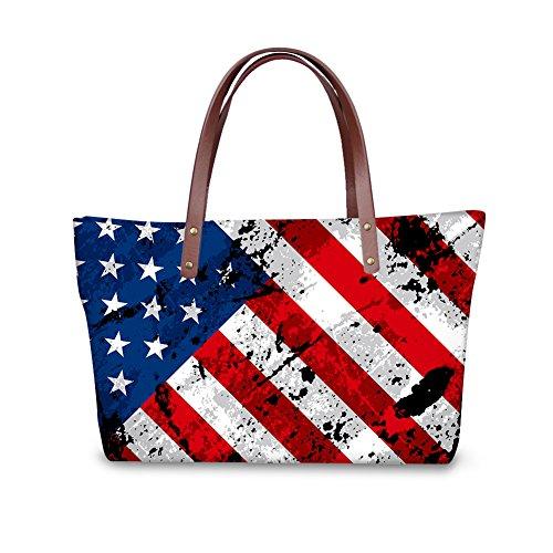 FancyPrint Women Bags C8wcc2417al Large School Bags Foldable Purse Wallets xRX1pRn4r