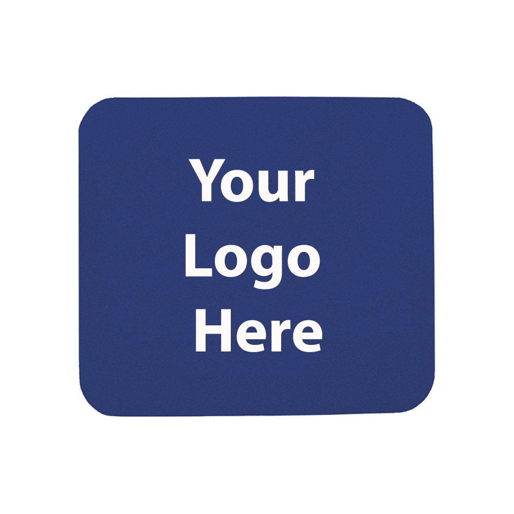 """Computer Mouse Pad - 100 Quantity - $1.15 Each - PROMOTIONAL PRODUCT / BULK / BRANDED with YOUR LOGO / CUSTOMIZED. Size: 9""""W x 8""""H."""