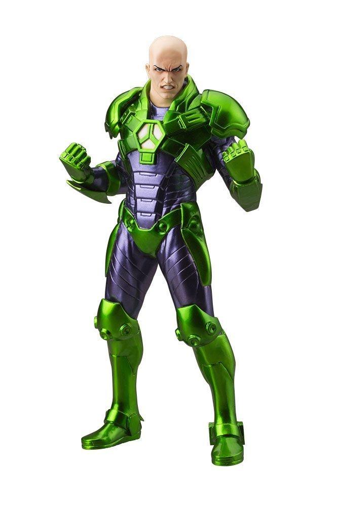 Kotobukiya ArtFX + DC Comics New 52 Lex Luthor Statue by Kotobukiya