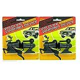 Best Deer Whistles - 2 Packs Of Deer Whistles 4 pcs Wildlife Review